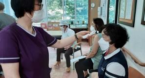 코로나 백신 2차 접종 (60세미만자 1차접종)